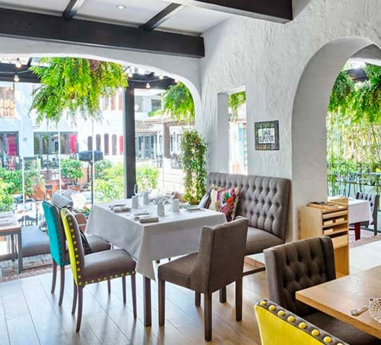 40 platos nuevos en Bibo de Daniel Garcia