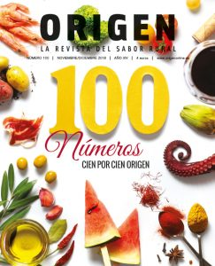 Portada Origen 100