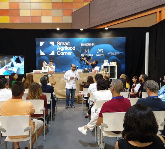 Smart Agrifood Summit clausura