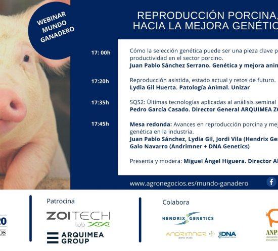 Reproducción Porcina