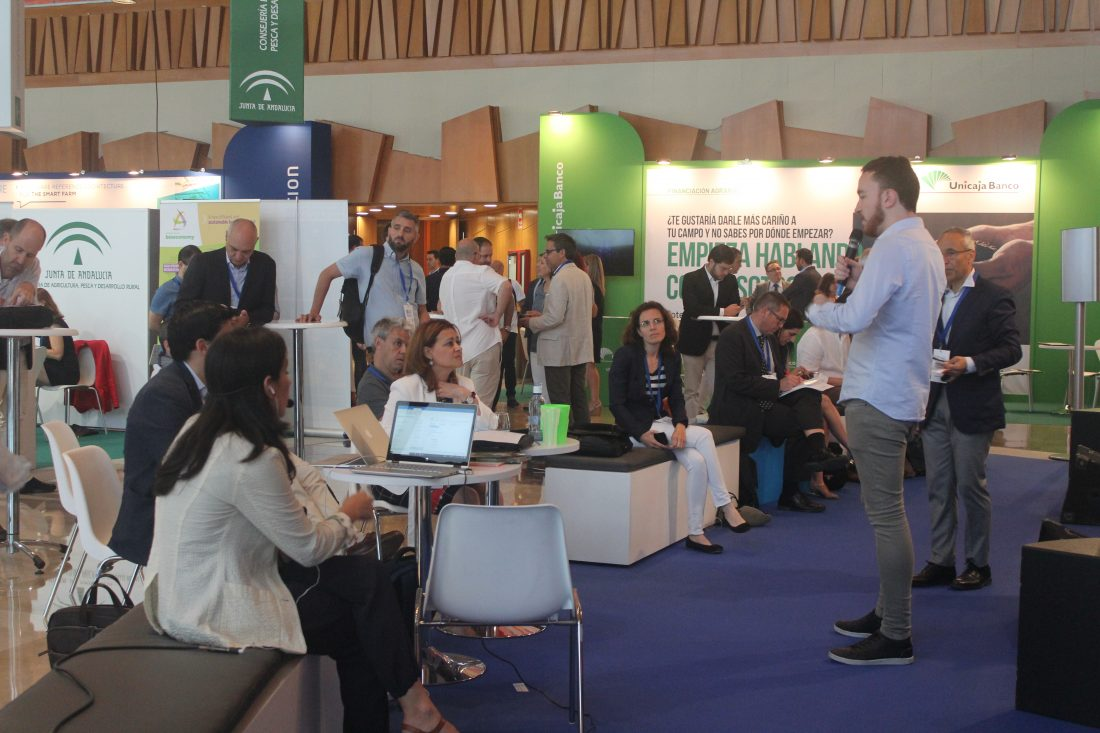 Deloitte en Smart Agrifood Summit